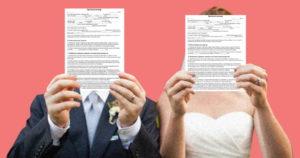 Порядок раздела приватизированной квартиры может быть предусмотрен брачным договором