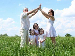 Предоставление земли многодетным супругам по программе Молодая семья