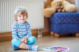 Прописка несовершеннолетнего ребенка к родителям осуществляется без согласия собственника