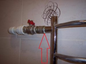 Страхование от протечки труб и вентилей