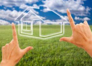 Продажа земли возможна после строительства дома и оформления участка в собственность