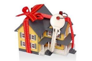 На дарение личного имущества согласие супруга не требуется
